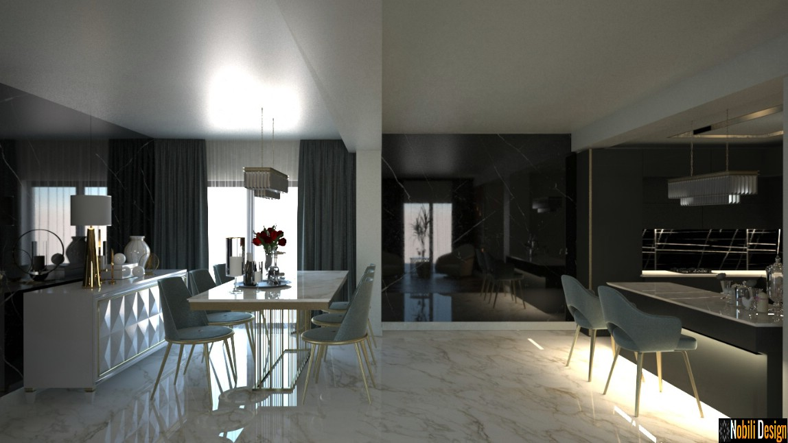 design interior case moderne bucuresti 2019 | Portofoliu design interior Bucuresti.