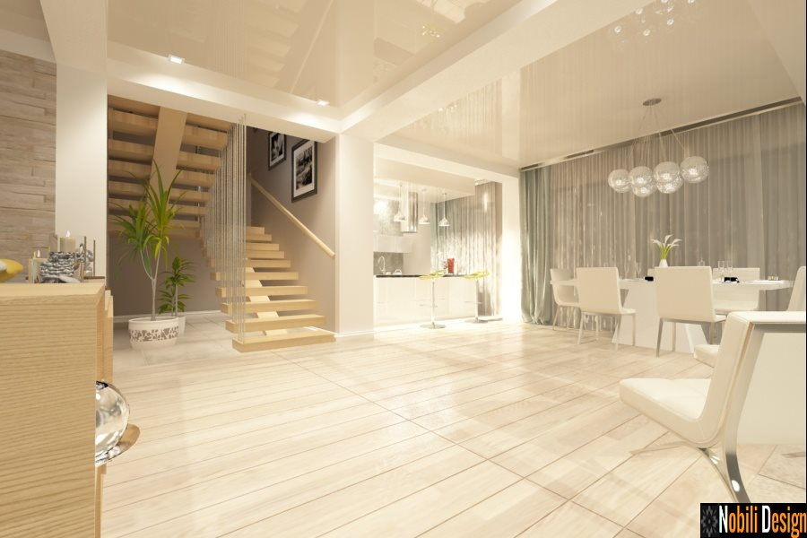 Design - interior - living - open - space - Brasov